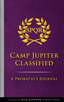 The Trials of Apollo: Camp Jupiter Classified Pdf/ePub eBook