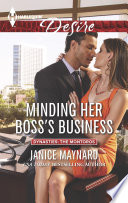 Minding Her Boss S Business Book