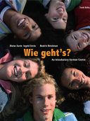 Wie Gehts? + Ilrn Heinle Learning Center