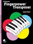 Fingerpower Transposer: Level 4
