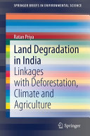 Land Degradation in India