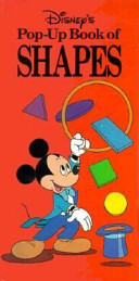 Disney's Pop-up Book of Shapes