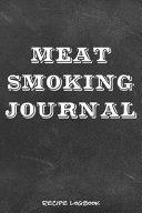 Meat Smoking Journal