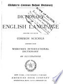 Webster s Common School Dictionary