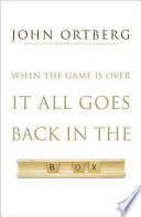 When The Game Is Over It All Goes Back In The Box