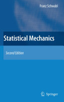 Statistical Mechanics Pdf