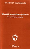Pdf Fécondité et migrations africaines : les nouveaux enjeux Telecharger