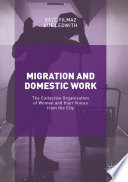 Migration and Domestic Work