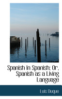 Spanish in Spanish