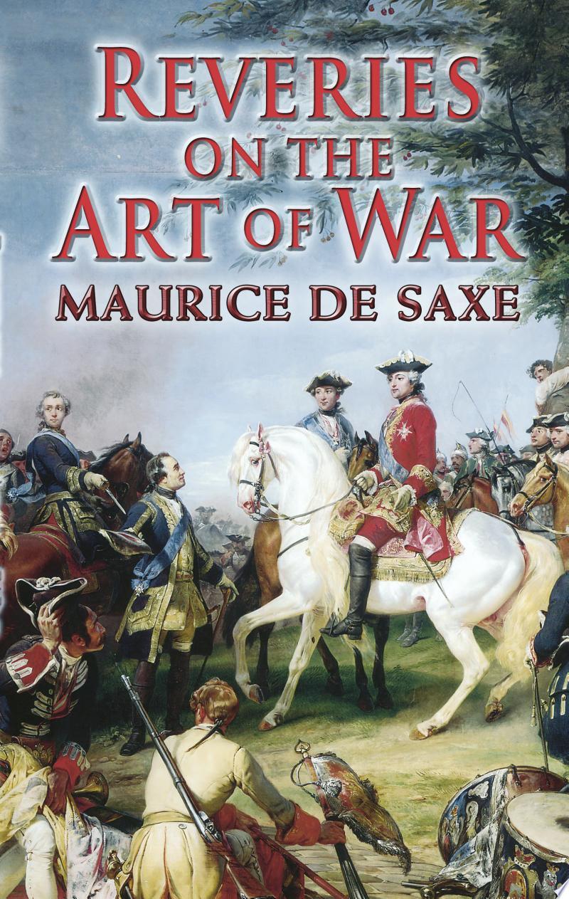 Reveries on the Art of War banner backdrop