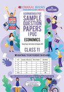 Oswaal Karnataka PUE Sample Question Papers For PUC I Economics (March 2020 Exam) Pdf/ePub eBook