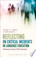 Reflecting On Critical Incidents In Language Education