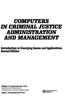 Computers in Criminal Justice Administration and Management