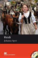 Books - Heidi (With Cd) | ISBN 9780230026797