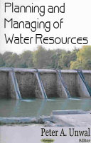 Planning and Managing of Water Resources
