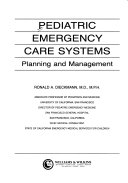 Pediatric Emergency Care Systems