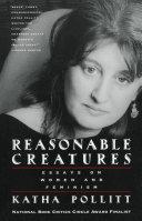 Reasonable Creatures Book PDF