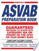 Norman Hall S Asvab Preparation Book