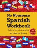 No Nonsense Spanish Workbook