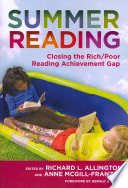 Summer Reading Book