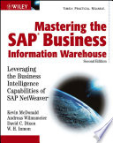 Mastering the SAP Business Information Warehouse Book