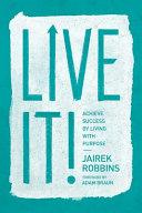 Live It  Book PDF
