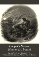 Cooper's Novels: Homeward bound ebook