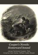 Cooper s Novels  Homeward bound