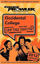 Occidental College 2012