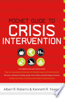 Pocket Guide to Crisis Intervention Book
