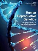 Human Reproductive Genetics Pdf/ePub eBook