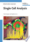 Single Cell Analysis Book PDF