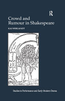 Pdf Crowd and Rumour in Shakespeare