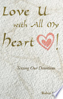 Love U With All My Heart  Book