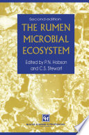 The Rumen Microbial Ecosystem