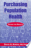 Purchasing Population Health Book