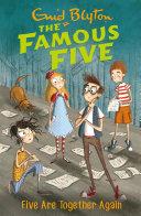 Five Are Together Again Pdf/ePub eBook