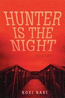 Hunter Is the Night ebook
