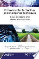 Environmental Technology and Engineering Techniques Book