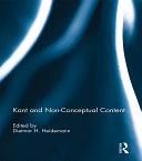 Kant and Non-Conceptual Content [Pdf/ePub] eBook