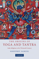 The Origins of Yoga and Tantra ebook