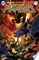 The Odyssey of the Amazons (2017-) #5