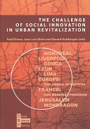 The Challenge of Social Innovation in Urban Revitalization