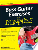 """Bass Guitar Exercises For Dummies"" by Patrick Pfeiffer"