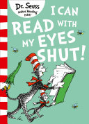 I Can Read With My Eyes Shut Book
