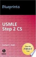 Blueprints USMLE Step 2 CS - Carter E  Wahl - Google Books