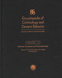 Encyclopedia of Criminology and Deviant Behaviour
