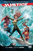 Justice League: The Rebirth Deluxe Edition Book 2