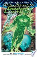 Hal Jordan and the Green Lantern Corps Vol. 2: Bottled Light