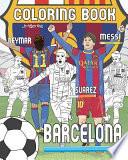 Messi, Neymar, Suarez and F.c. Barcelona